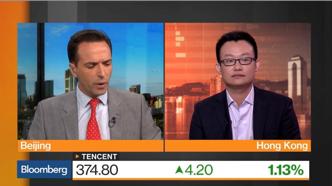 Deputy Head of Research Shawn Yang interviewed by Bloomberg on Alibaba and Tencent earnings
